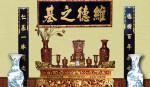 Tìm hiểu về bàn thờ gia tiên theo phong tục Việt Nam