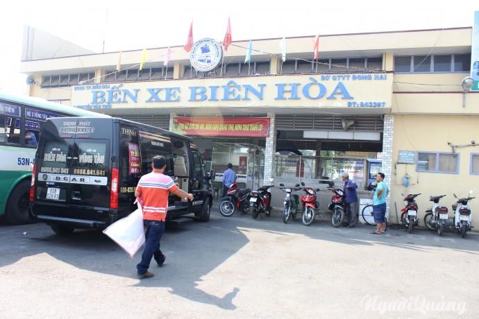 Bến xe Biên Hòa