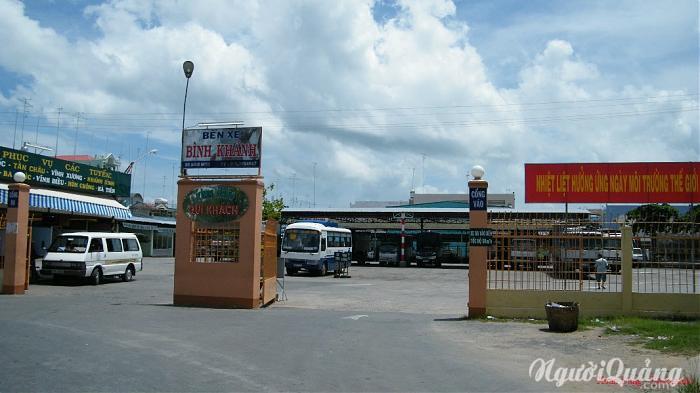 Bến xe Bình Khánh