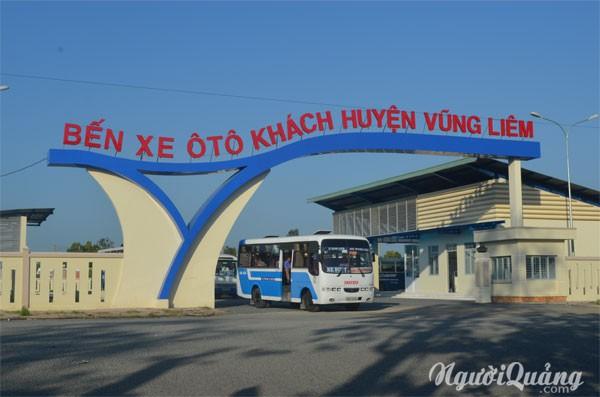 Bến xe Huyện Vũng Liêm