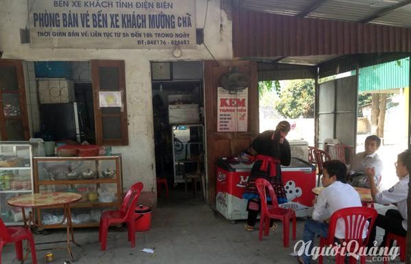 Bến xe Khách Huyện Mường Chà