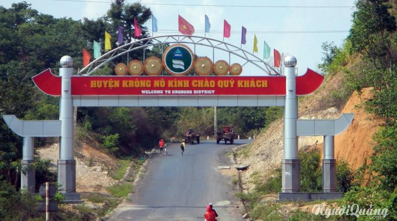 Bến xe Khách Krông Nô