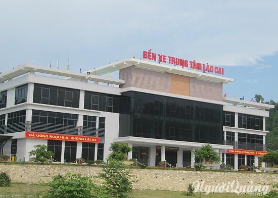 Bến xe Khách Phía Nam Thành Phố Lào Cai