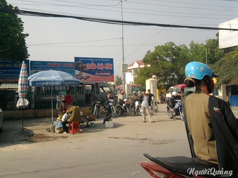 Bến xe khách thị xã Cao Bằng