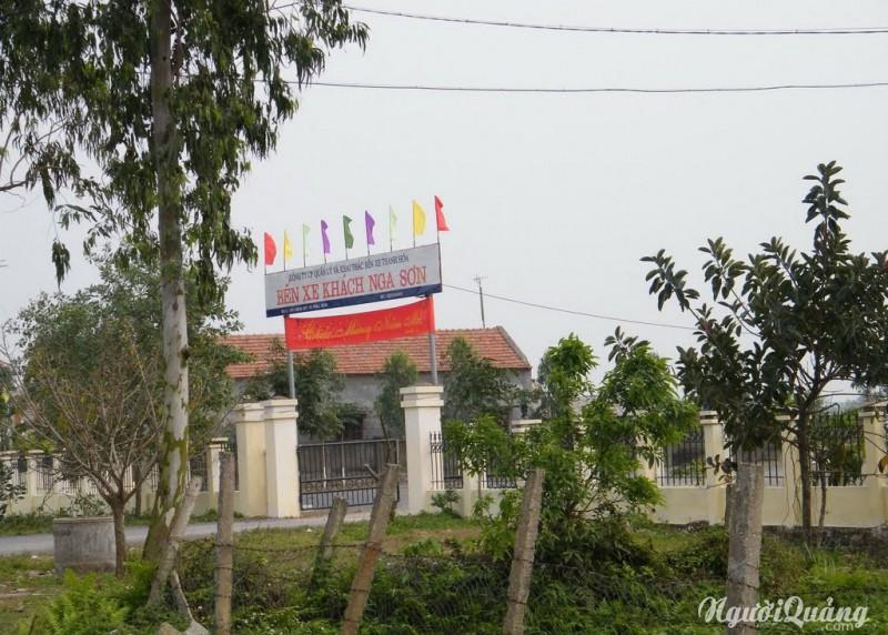 Bến xe Nga Sơn