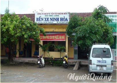 Bến xe Ninh Hoà