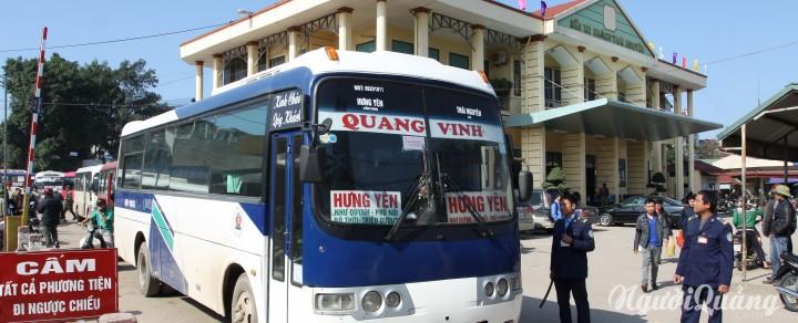 Bến xe Phú Bình