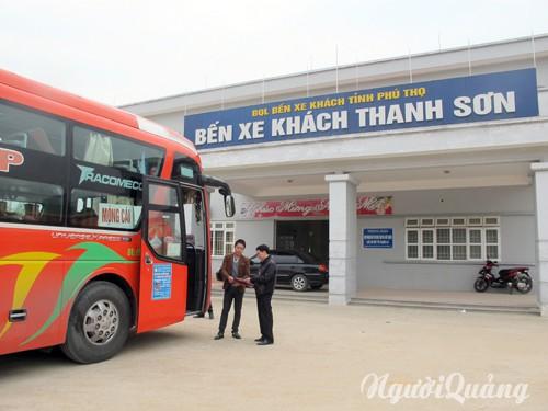 Bến xe Phú Thọ