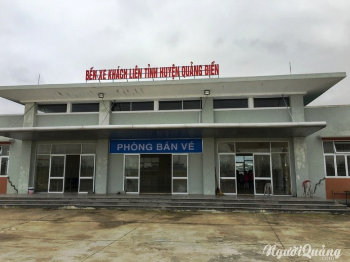 Bến xe Quảng Điền