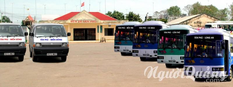Bến xe Tân Phú