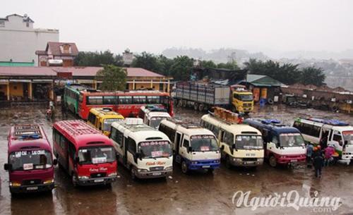 Bến xe Thạnh Phú