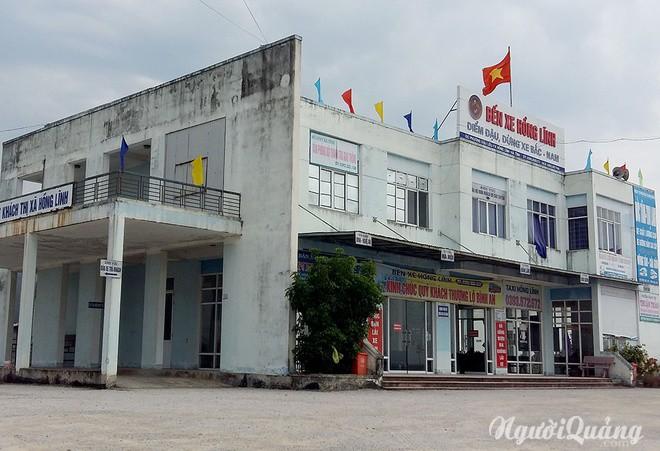 Bến xe Thị Xã Hồng Lĩnh